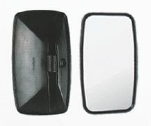 Espelho Retrovisor Avulso Plano P/ C10 / F1000 / Kombi  - TERRA DE ASFALTO ACESSÓRIOS