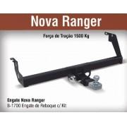 Engate de reboque removível nova ranger  2013 2014 2015 2016
