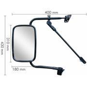 Conjunto Espelho Convexo P/ VW Delivery 8.120 / 8.140 / 8.150 Menor