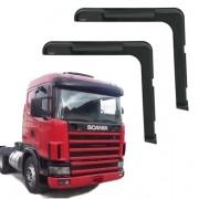 Par Calha de Porta Scania S4 / S5 T/R 114/124/P94 / P/G/R Highline / Streamline