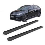 Estribo Alumínio G3 Bepo Preto Fosco para Honda HRV