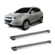 Estribo aluminio modelo g2 - bepo - hyundai ix35