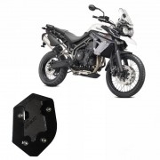 Ampliação Base Cavalete Lateral Moto Triumph Tiger 800 Xc