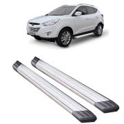Estribo Aluminio Suv II - Hyundai IX35 - BEPO