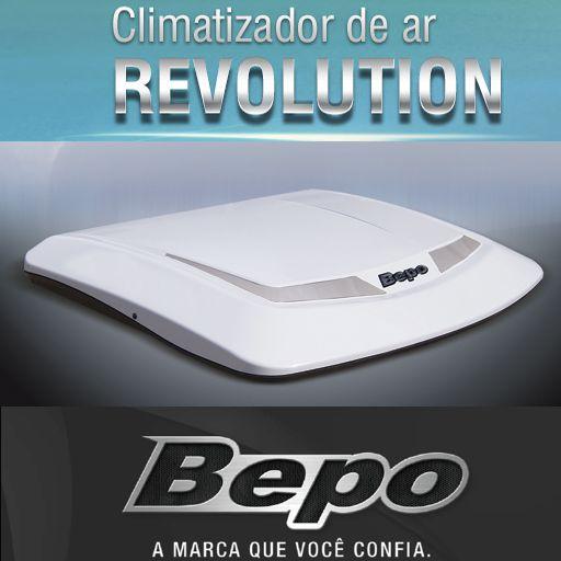Climatizador de ar revolution - bepo  - TERRA DE ASFALTO ACESSÓRIOS