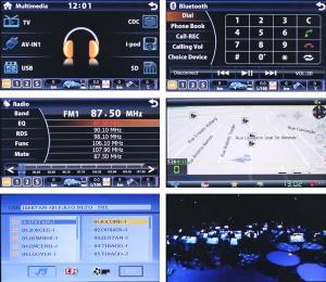 Central multimídia original toyota rav 4 (2008-2012)  - TERRA DE ASFALTO ACESSÓRIOS