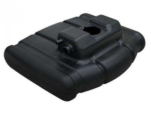 Tanque de Combustível Plástico para Iveco Daily 70L (novo)  - TERRA DE ASFALTO ACESSÓRIOS