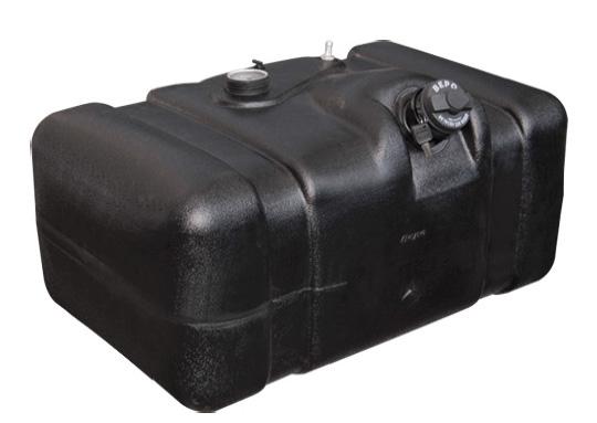 Tanque Combustível Plástico 210 L. MB 1620 2003...  - TERRA DE ASFALTO ACESSÓRIOS
