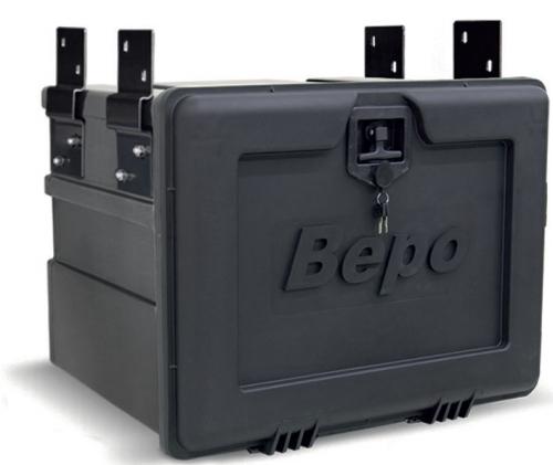 Box multiuso tamanho médio Bepo  - TERRA DE ASFALTO ACESSÓRIOS