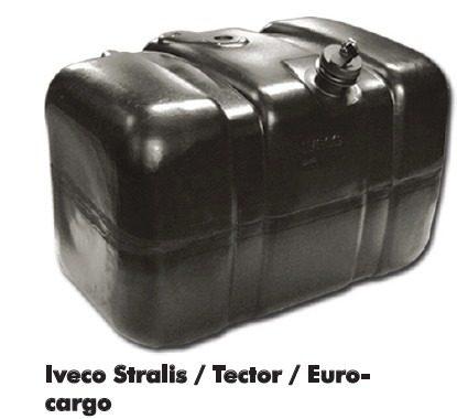 Tanque Plástico Stralis Tector Eurocargo - Bepo  - TERRA DE ASFALTO ACESSÓRIOS