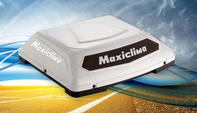 Climatizador de Ar para Caminhao Maxiclima 5.5  - TERRA DE ASFALTO ACESSÓRIOS