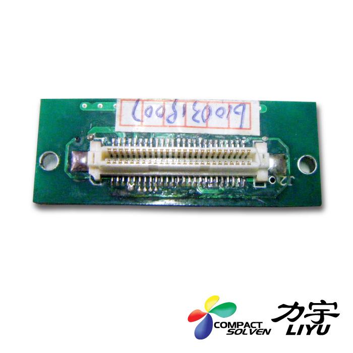 PRINTHEAD PCB PTP / EXK 512/14 PL  - Meu Plotter