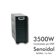 No-break Compact Power 5kVA Dupla Conversão