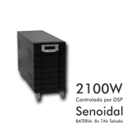 No-break Compact Power 3kVA 2100w