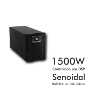 No-break Compact Power 2KVA - 1500W