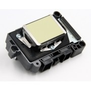KIT Cabeça de Impressão - 1 Cabeça DX7 + 4 Dampers + 1 Cap TOP + 1 Wiper