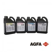 Tintas Solvente AGFA ARIGI - Galão 5L