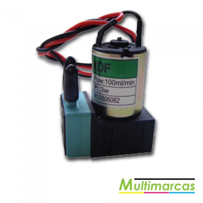 Bomba de Tinta 100ml  - Meu Plotter