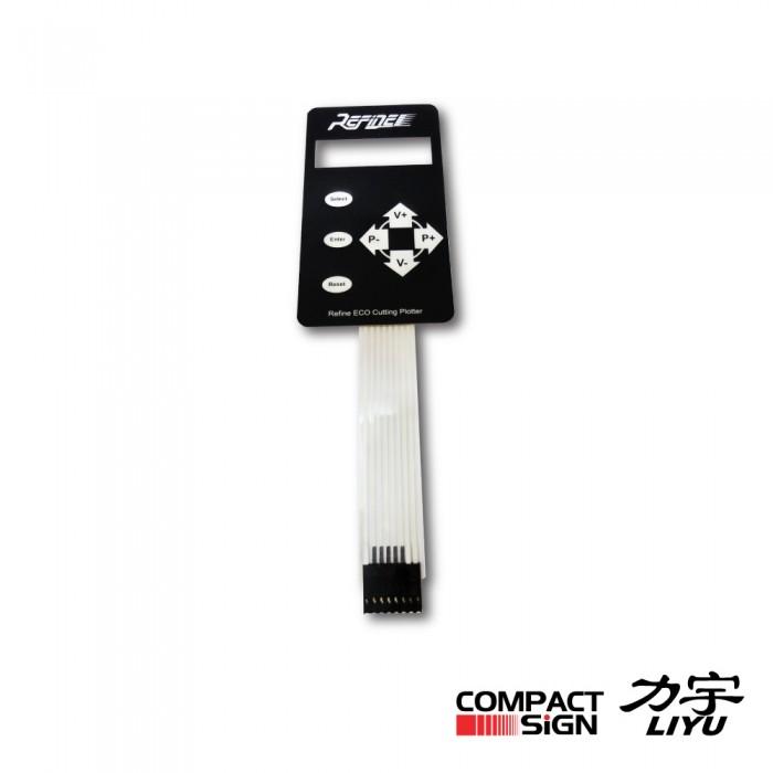 Painel de controle MC631