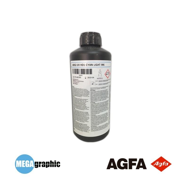 Tintas UV AGFA ARIGI - HDI p/ Rigidos  - Meu Plotter