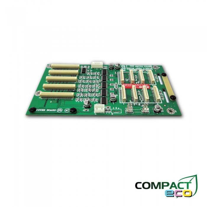 Placa da Cabeça Compact Eco