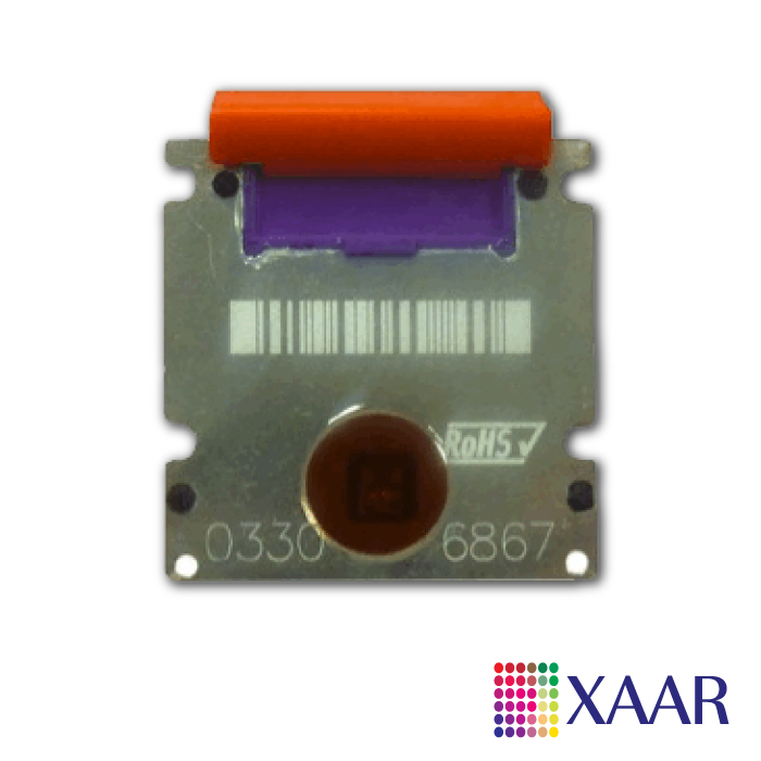 Cabeça de Impressão XAAR XJ 128/80W ( 200 PLUS )  - Meu Plotter