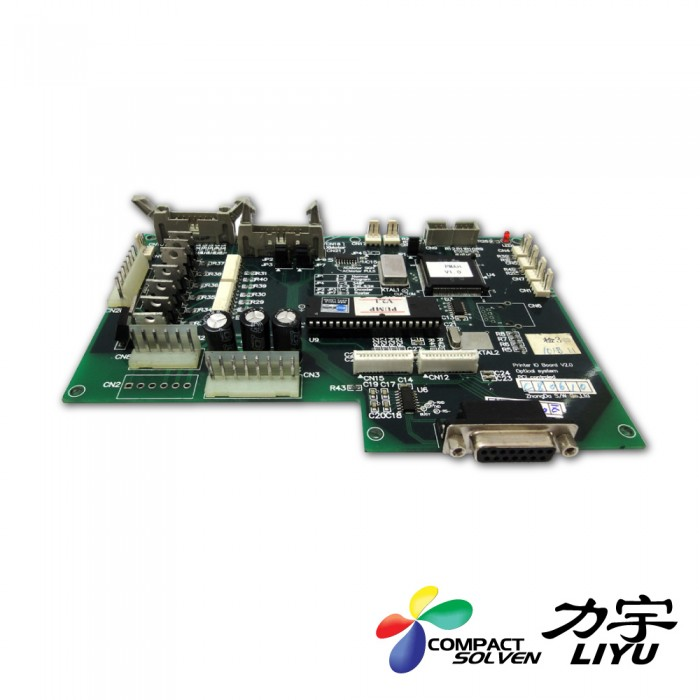 I/O PCB 200 DPI POP / XFULL