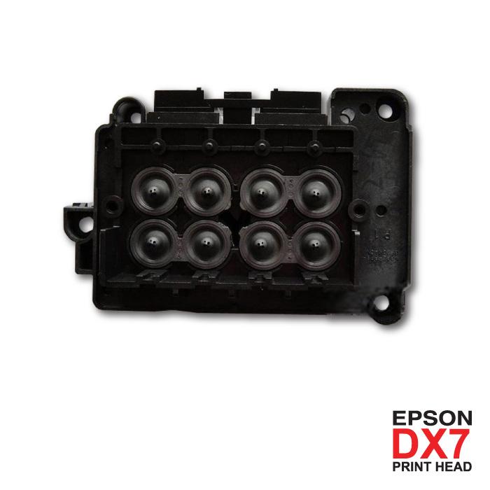 Cabeça de impressão EPSON DX7 F189010 bloqueada  - Meu Plotter