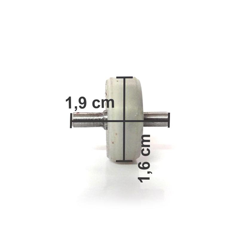Rolamento com tubo S/3212   - Meu Plotter