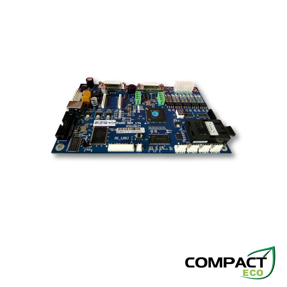 Placa Mãe Compact Eco 1801S
