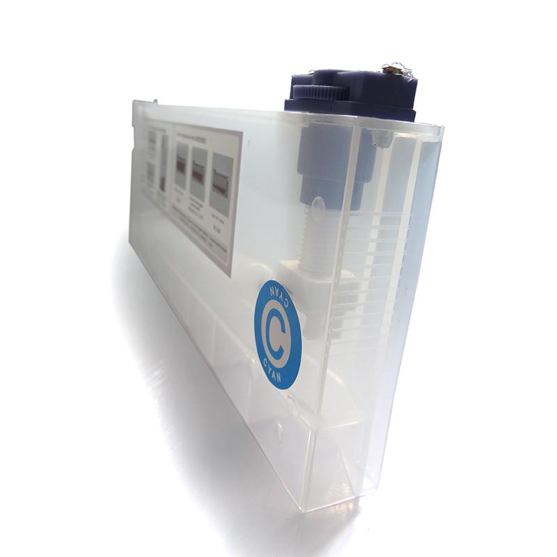 Cartucho de tinta com sensor ECO 1801  - Meu Plotter