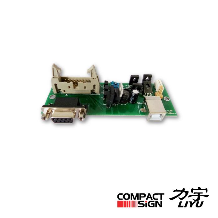 Placa USB TC 1261 - Versão antiga  - Meu Plotter