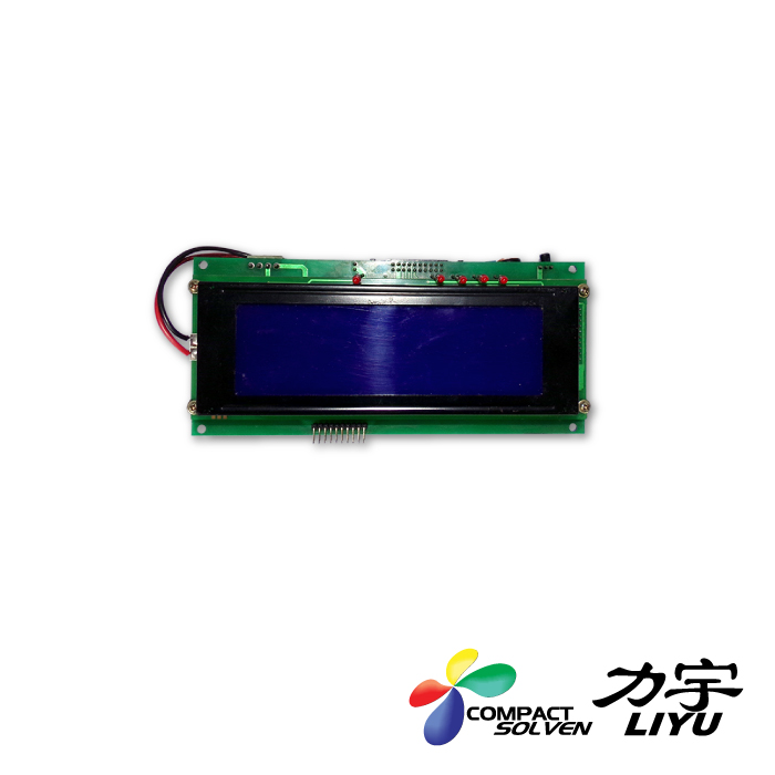 LCD control PCB 188/258