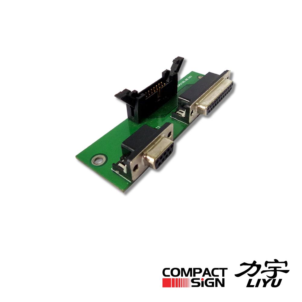 PLaca I/O HC 751