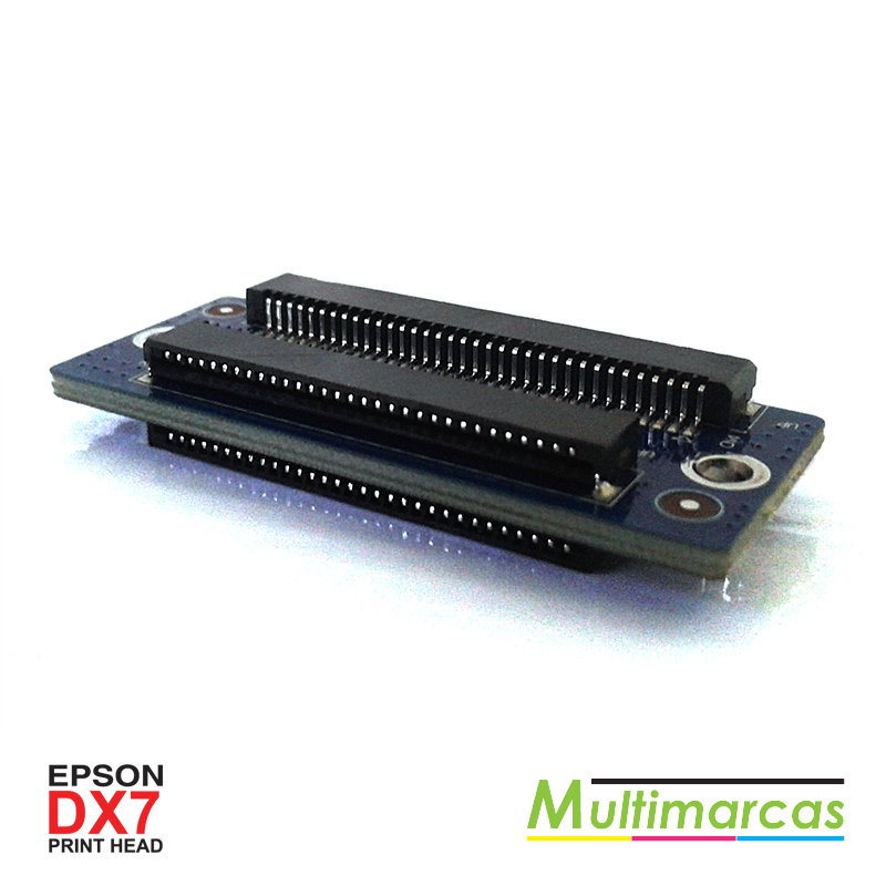 Placa de conexão DX7  - Meu Plotter