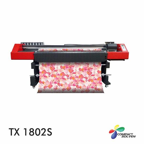 Impressora Sublimática e Têxtil - TX 1802S