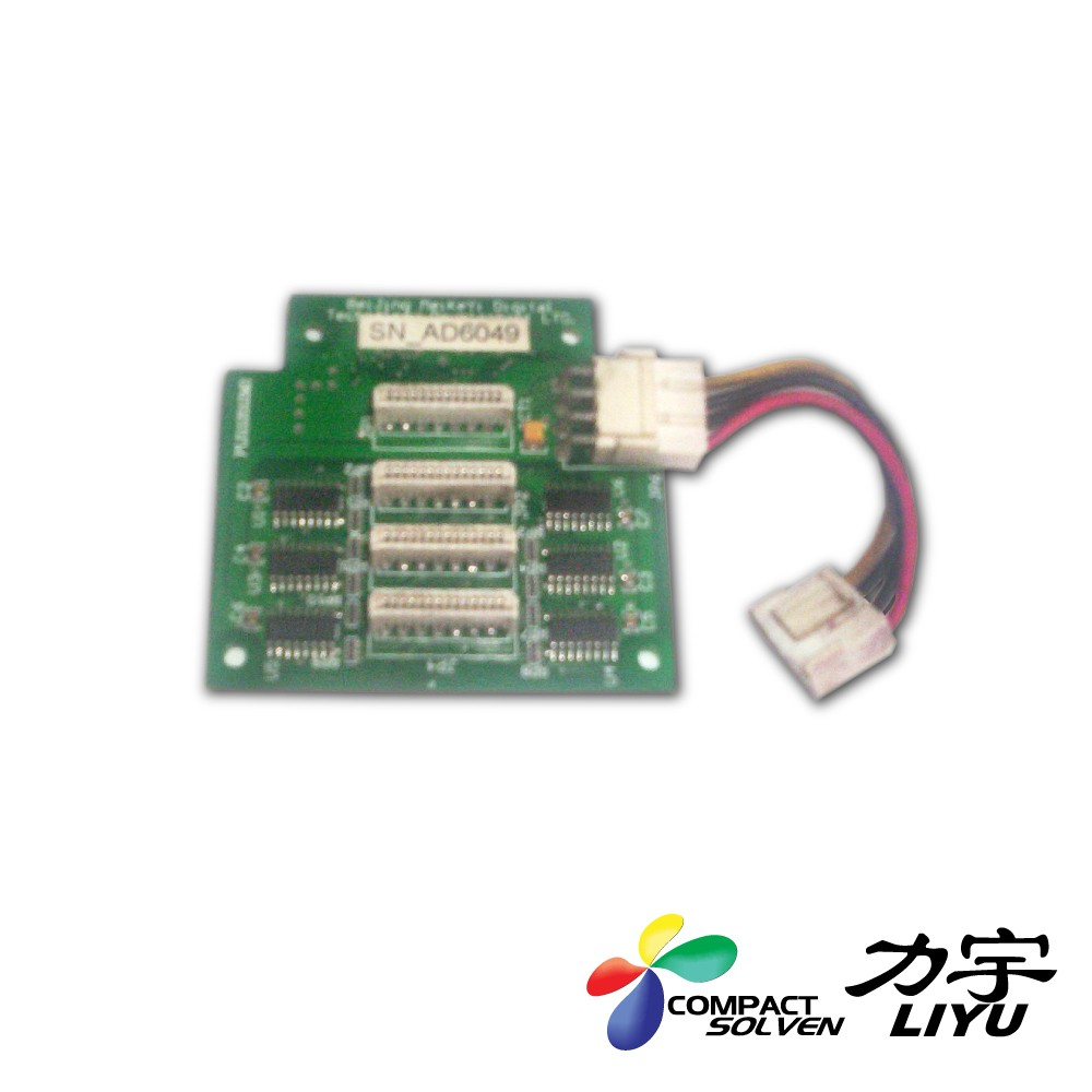 Adapter board 3.10 PG360