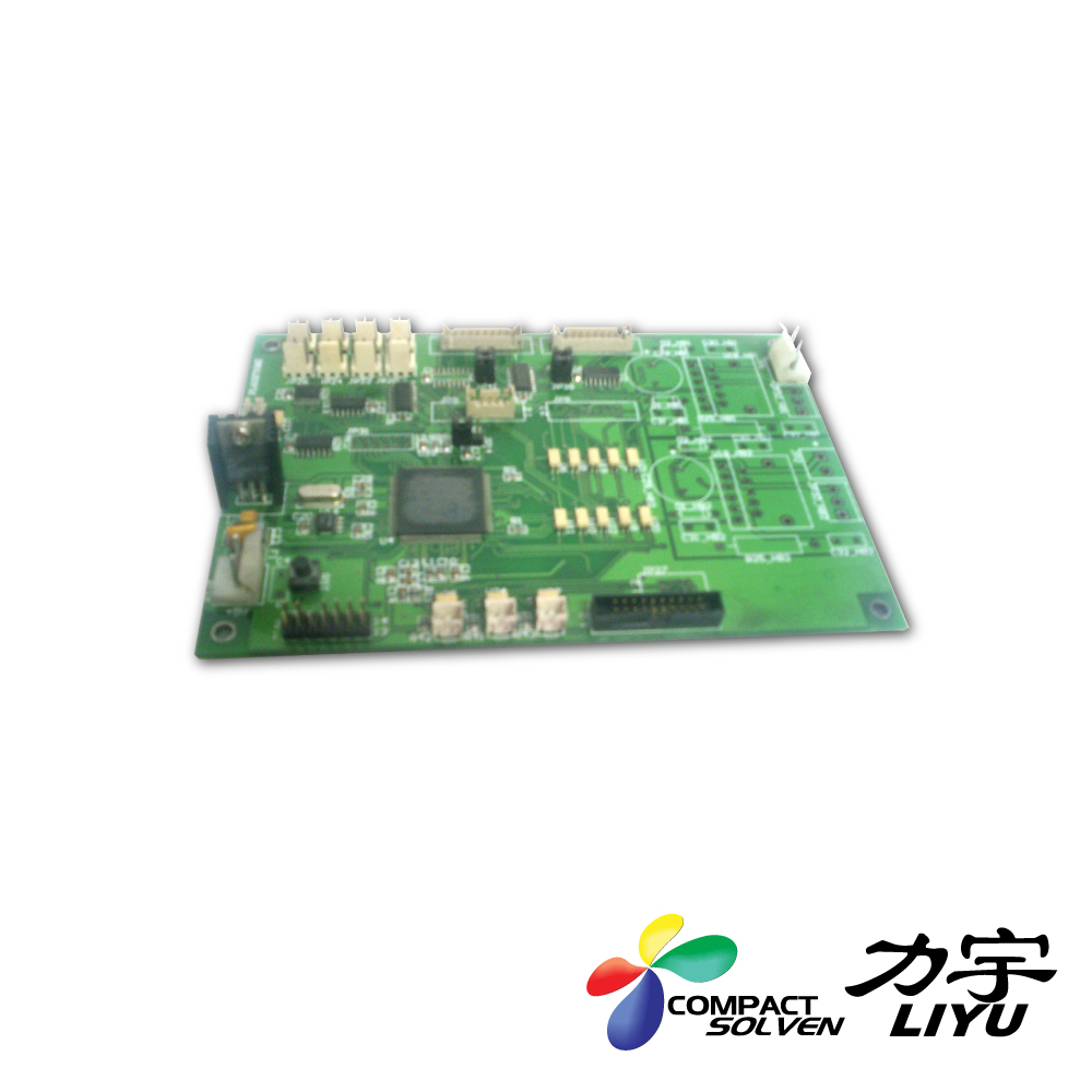 Motion board USB V 1.2  - Meu Plotter