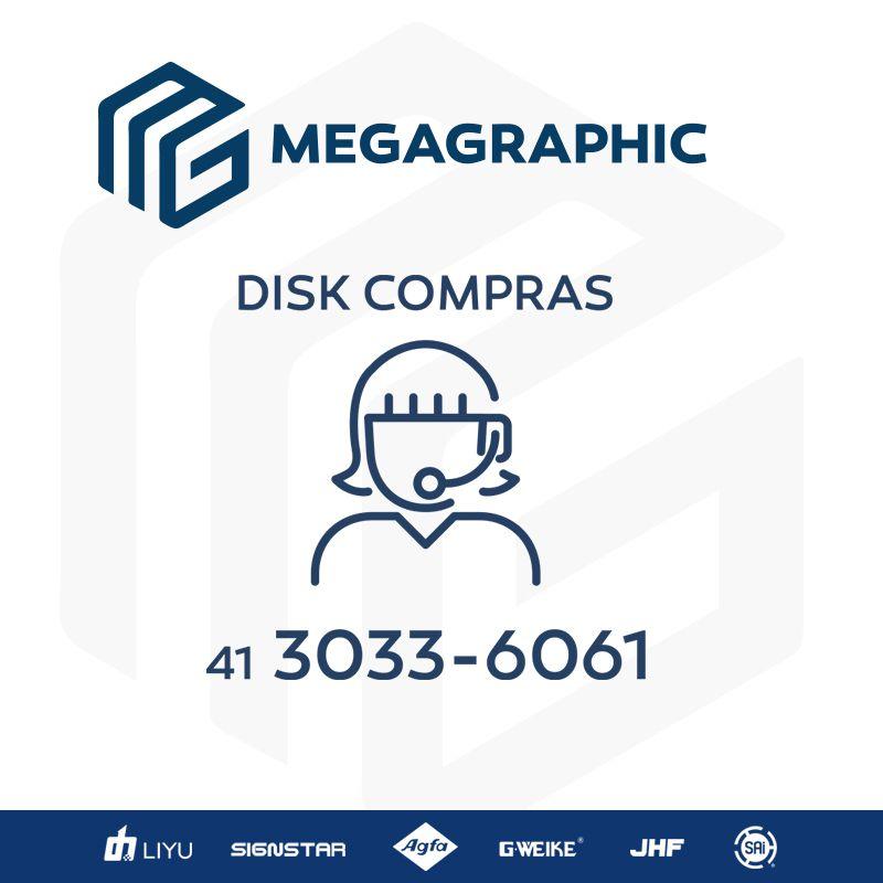 Compra Monitorada - Atendimentos técnico + tintas + cabeça - ORÇ 15509