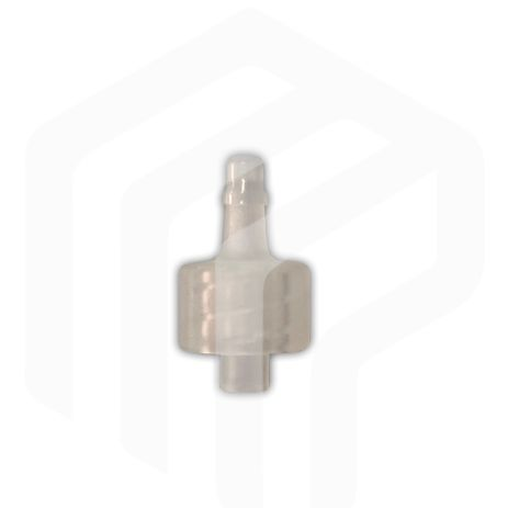 Conector do Damper PC5113 Transparente  - Meu Plotter