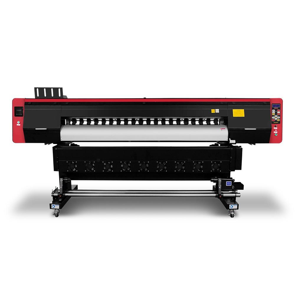 Impressora ECO Solvente CLASSIC XP600