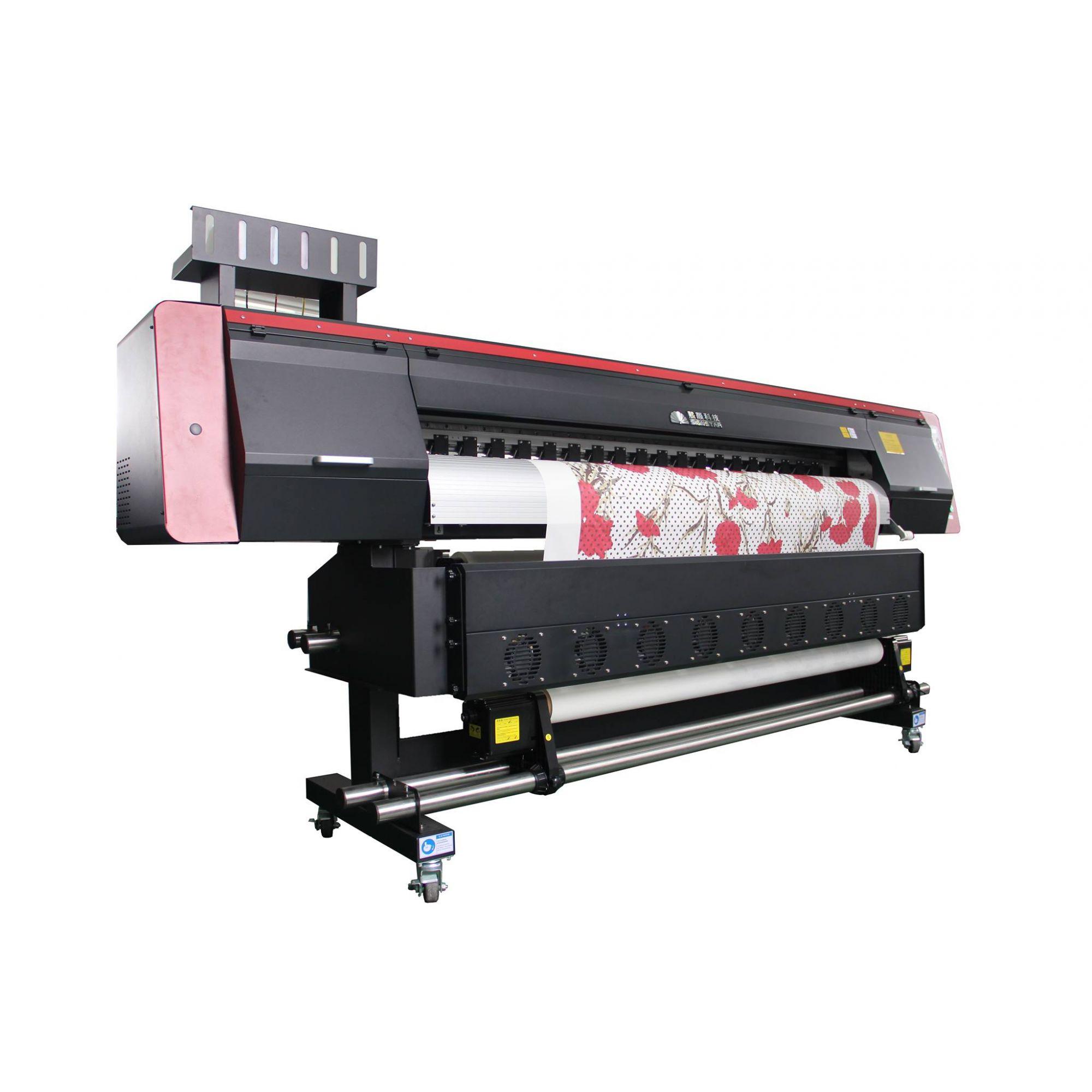 Impressora ECO Solvente CLASSIC DX5 1802