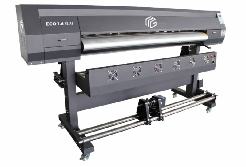 Impressora Eco Solvente DX5 ECO SLIM 1.6