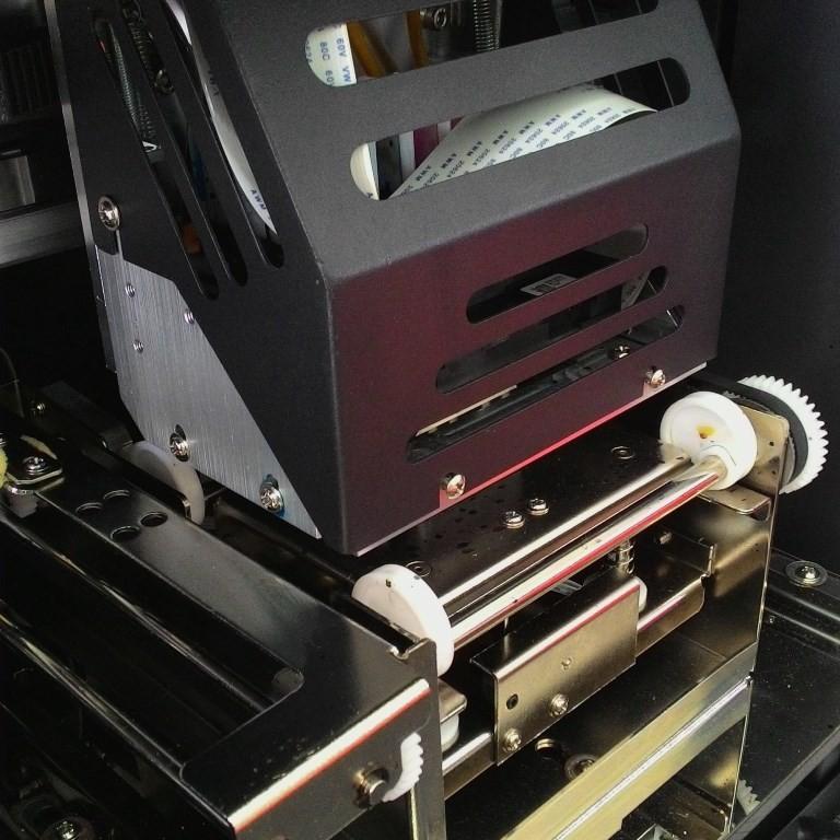 Impressora Eco Solvente DX5 ECO SLIM 1.6  - Meu Plotter