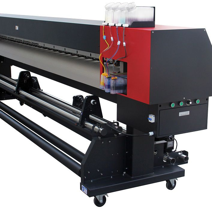 Impressora Eco Solvente WIDE 3202 XP600  - Meu Plotter