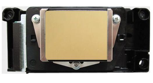 KIT Cabeça de Impressão - 1 Cabeça DX5 + 8 Dampers + 1 Cap TOP +1 Wiper
