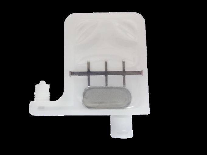 KIT Cabeça de Impressão - 1 Cabeça DX5 + 8 Dampers + 1 Cap TOP +1 Wiper  - Meu Plotter