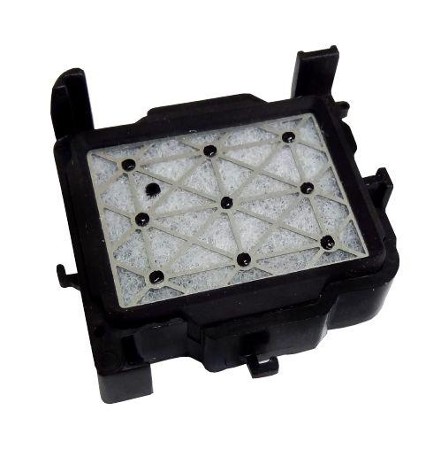 KIT Cabeça de Impressão - 1 Cabeça DX5 + 8 Dampers + 1 Cap TOP + 1 Wiper + Limpeza  - Meu Plotter