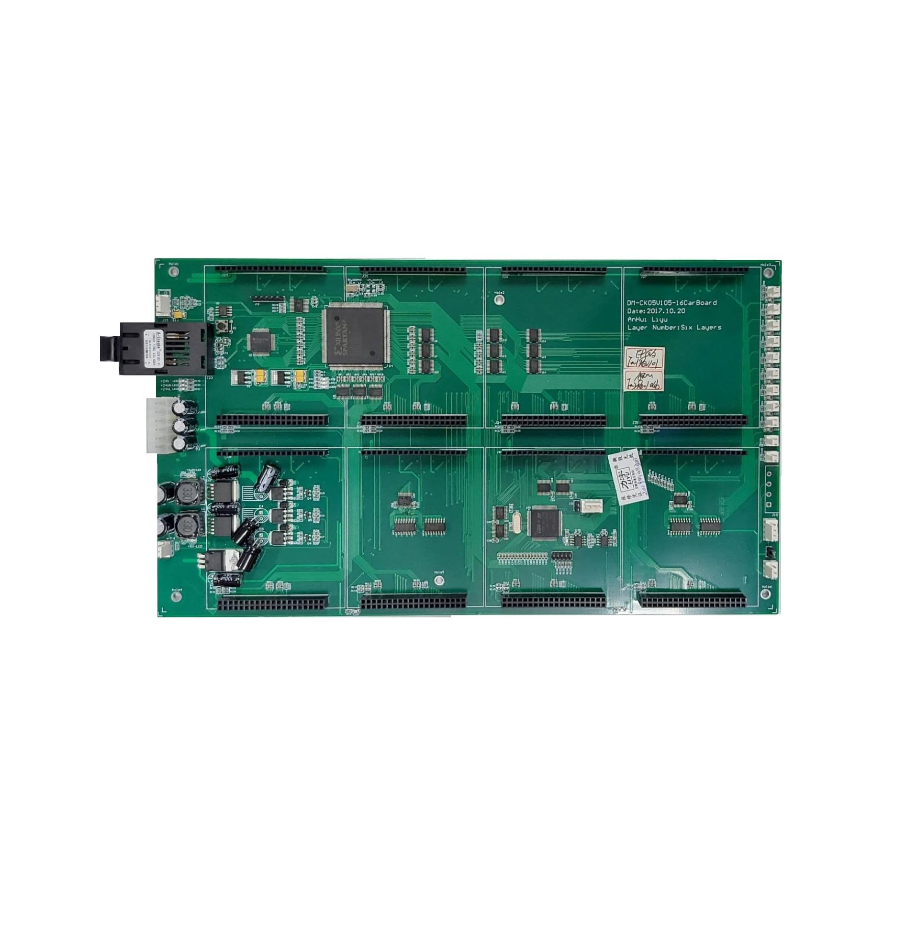 Placa Carriage Board PCB 1024 6pL - Hibrida Q2