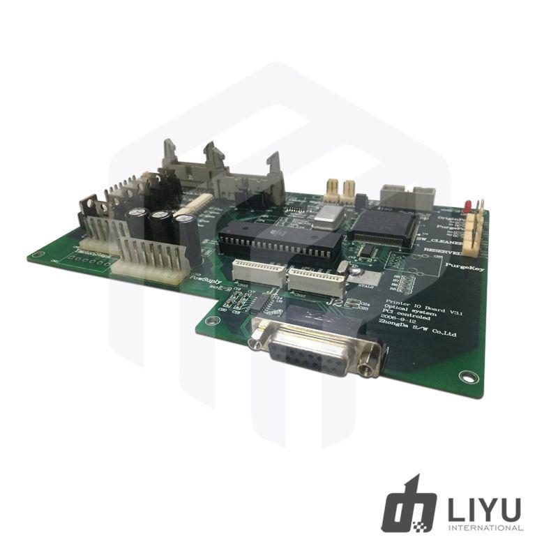 Placa I/O PCB PY 3.0  - Meu Plotter